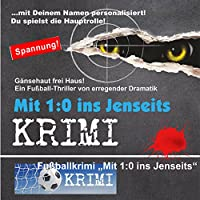 Krimi Fußballkrimi mit Namen personalisierbar
