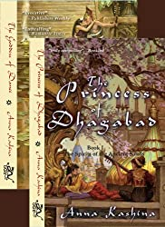The Princess of Dhabagad/The Goddess of Dance 2-book set (The Spirits of the Ancient Sands)