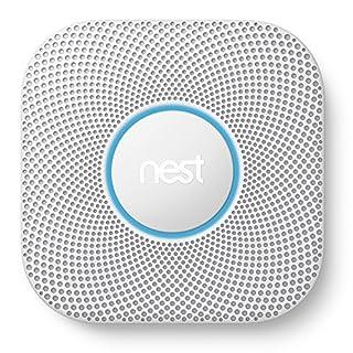 Nest Protect 2nd Generation Smoke + Carbon Monoxide Alarm (Wired) (B00ZC5FJ40) | Amazon Products