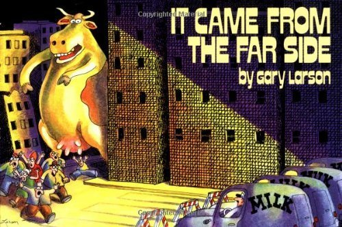 It Came From The Far Side by Gary Larson (1986) Paperback