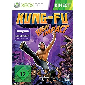 Kung Fu High Impact – [Xbox 360]