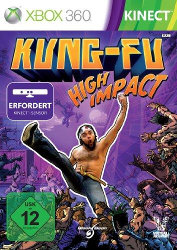 Kung Fu High Impact - [Xbox 360] (Xbox 360 Martial Arts)