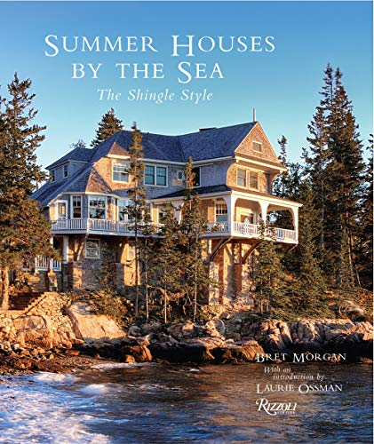 Summer Houses by the Sea: The Shingle Style -