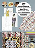 Art Deco Fashion & Style: Paper Craft Book / Papierkunstbuch
