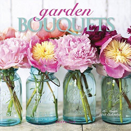 Garden Bouquets 2018 Mini Wall Calendar