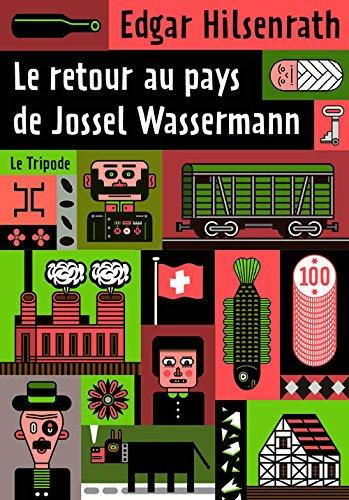 Le Retour au pays de Jossel Wassermann par Edgar Hilsenrath
