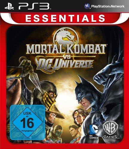 Mortal Kombat vs. DC Universe [Essentials] - [PlayStation 3]