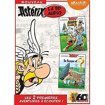 Astérix le Gaulois / Astérix - La Serpe d'or: Livre audio 2 CD audio