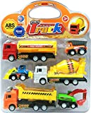 Pull Back Truck, 6 Pcs Mini Truck Toy Kit Set, Fun Corn Toys - Best Reviews Guide