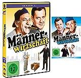 Männerwirtschaft - Season 1 + 2 im Set - Deutsche Originalware [7 DVDs]