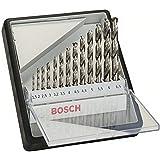 Bosch Professional 13tlg. Metallbohrer-Set HSS-G geschliffen Robust Line