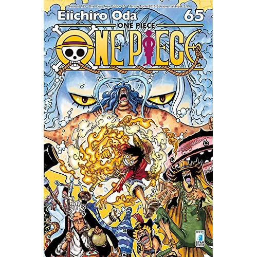 One Piece. New Edition: 65