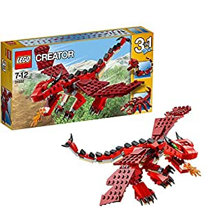 LEGO Creator 31032 – Kreaturen, rot