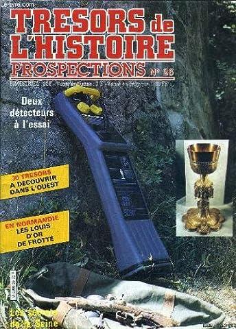 Tresors Histoire Prospections - TRESORS DE L'HISTOIRE PROSPECTIONS N°26