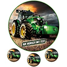 Suchergebnis Auf Amazon De Fur Tortendeko Traktor