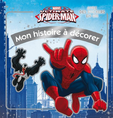 Marvel ultimate Spiderman