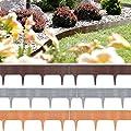 Rasenkante Beeteinfassung Zaun 3 Farben von Deuba bei Du und dein Garten