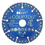 Keli 8955825 Disque Couptou 125 mm