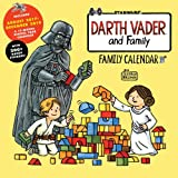 Darth Vader and Family 2018 Family Wall Calendar