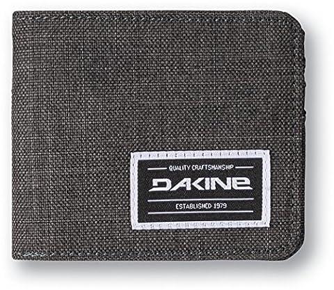 DAKINE Herren Geldbörse Payback Wallet, Carbon, 9 x 11 x 1 cm, 1 Liter, 08820117 (Amazon Und Payback)