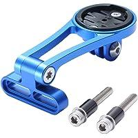 Dymoece Adjustable Bicycle Holder, GPS Bicycle Computer Mount for Garmin Edge Gopro 25 130 200 500 510 520 800 810 820…
