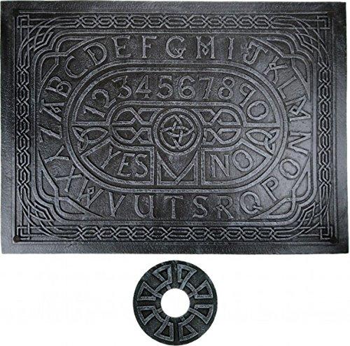 Keltisches Ouija Hexenbrett Spiritismus Witchboard 41 cm Satan