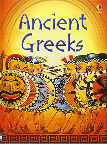 Ancient Greeks (Beginners Series) por Stephanie Turnbull