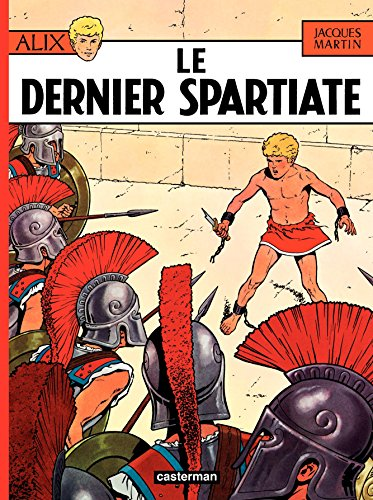 Alix Tome 7 Le Dernier Spartiate [Pdf/ePub] eBook