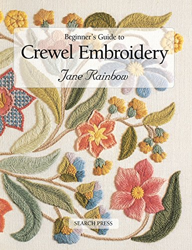 Beginners Guide Crewel Embroidery Needlecrafts