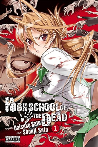 Highschool Of The Dead, Vol 1