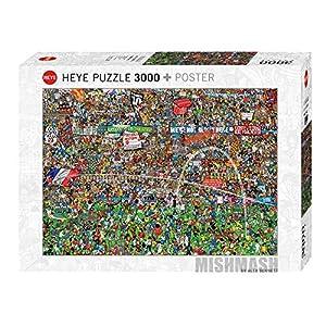 Heye - Rompecabezas, 3000 Piezas (HY29205)