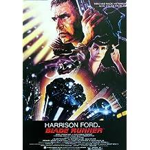 """Póster de la película """"Blade Runner"""" (65,5cm x 98cm) + embalaje para regalo"""
