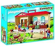 Playmobil Granja Maletín única 4897