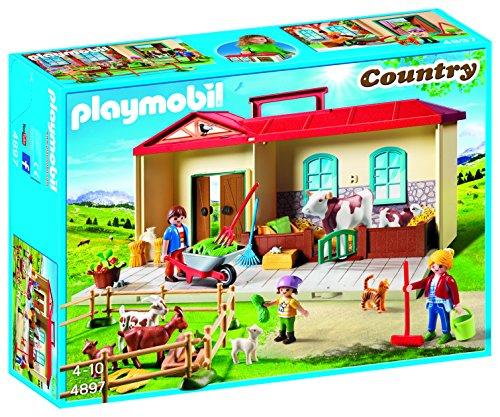 Playmobil Granja- Maletín