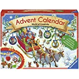 Ravensburger 11673 - DIY Adventskalender 2017 - World of Creativity