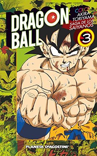 Dragon Ball Color Saiyan nº 03/03 (Manga Shonen) por Akira Toriyama
