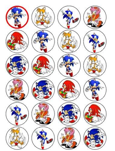 24 Sonic Kuchendeckel