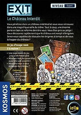 iello Exit : Le Chateau Interdit, 51492