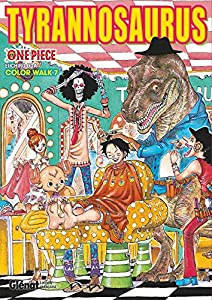 One Piece Color Walk Edition simple Tome 7
