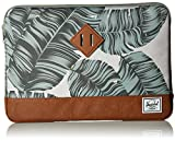 Herschel Heritage Sleeve for MacBook Silver Birch Palm/Tan Synthetic Leather