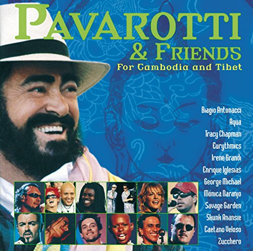 Pavarotti & Friends for Cambod...
