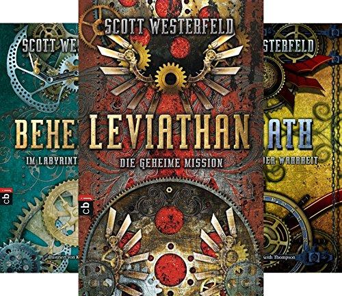 Die Leviathan-Trilogie (Reihe in 3 Bänden)