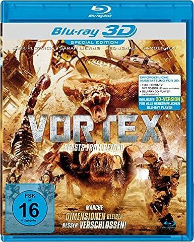Vortex - Beasts from Beyond [3D Blu-ray] (Beste 3d Blue Ray Filme)