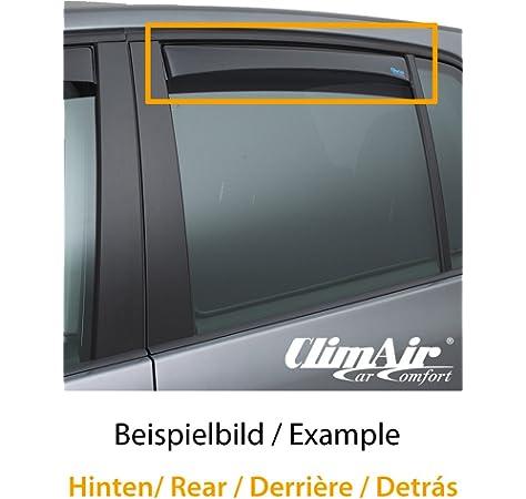 ClimAir Windabweiser hinten Farbe: Dunkel -CLS004M2031D
