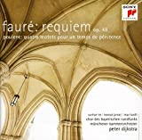 Fauré : Requiem ; Poulenc : Quatre Motets pour un temps de pénitence [Import allemand]