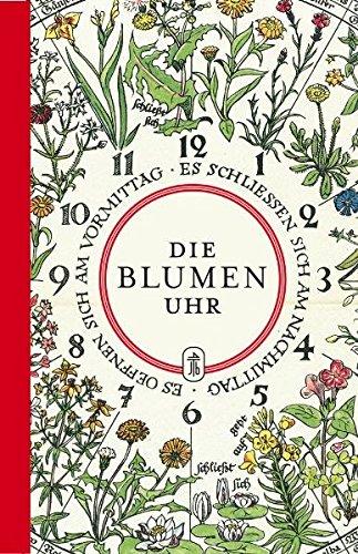 Die Blumenuhr (Thorbeckes Kleine Schätze)