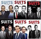 Suits Staffel 1-6, DEUTSCH und Englisch