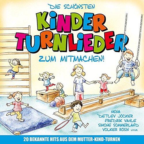 Die schönsten KINDERTURNLIEDER ZUM MITMACHEN - Turnlieder bekannt vom Mutter-Kind Turnen für das Kinderzimmer, die Kita und die Krabbelgruppe