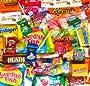 U.S.A Assortiment Bonbons, Confiseries Sucreries Americaines env. 450gr