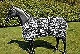 WALDHAUSEN Fliegendecke Zebra. 145 cm